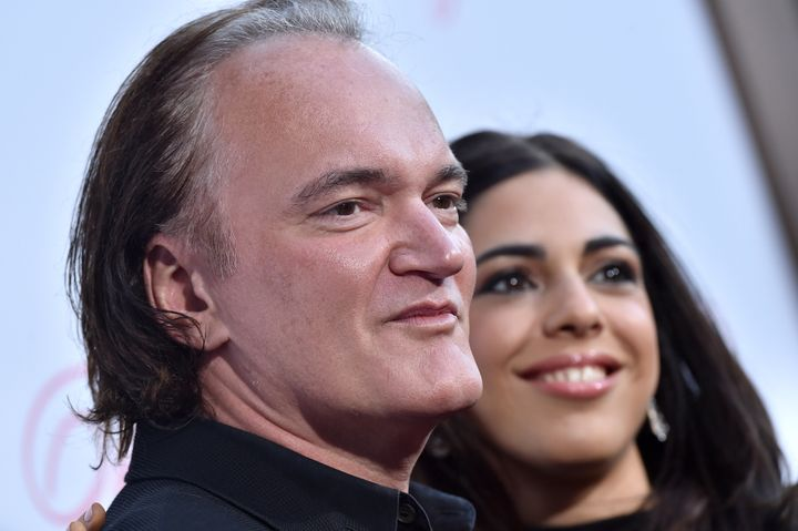 Quentin Tarantino and Daniella Pick met in 2009.