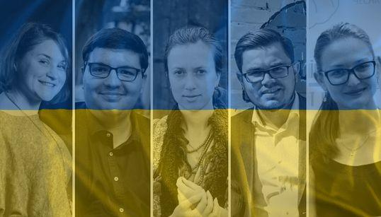 5 junge Ukrainer erklären, wie es nach der Krim-Eskalation in ihrem Land