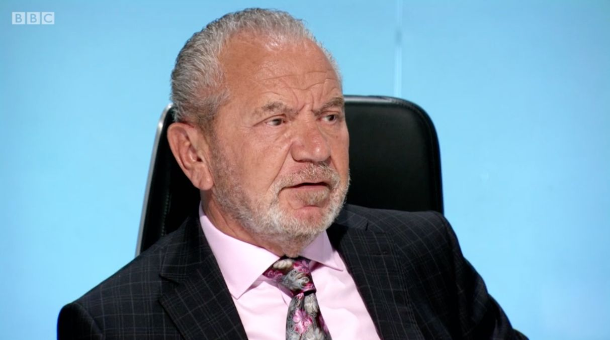Lord Sugar Takes Heat From 'Apprentice' Fans As He Fires Candidate 'For Being Too