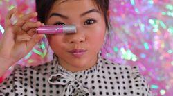 Ce maquillage est destiné aux enfants pour développer leur
