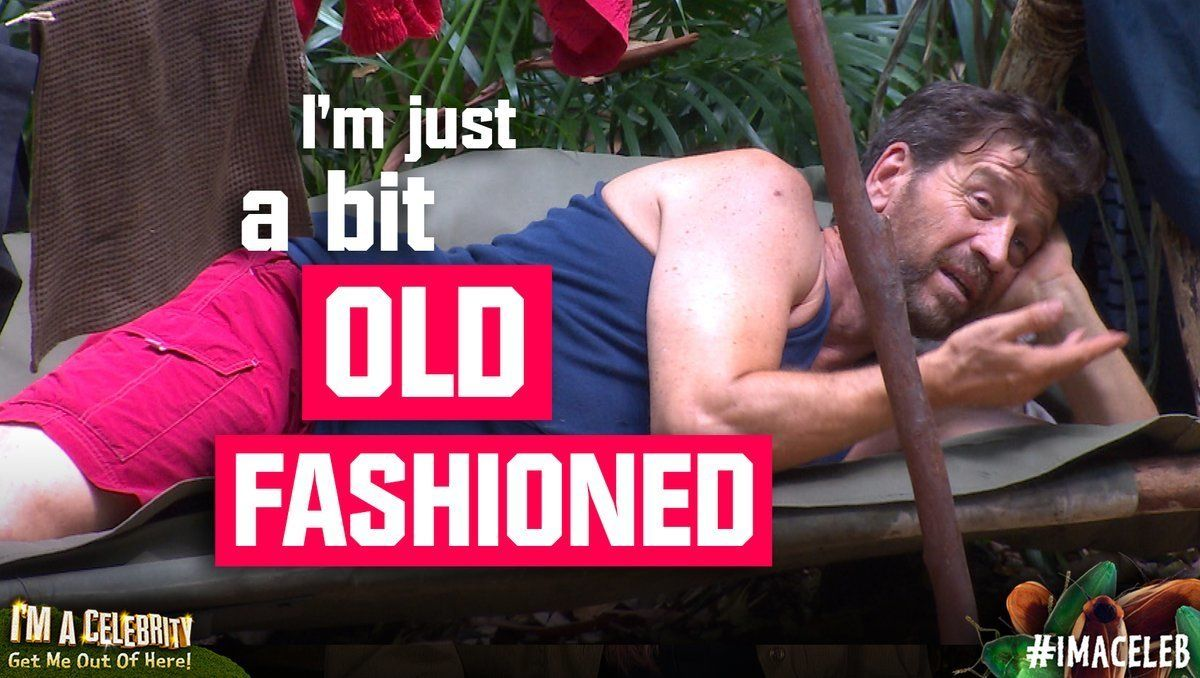 I'm A Celebrity's Nick Knowles Inadvertently Starts Homophobia Debate Over Underwear