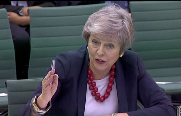 No-Deal Brexit Planning Will Be Triggered If MPs Vote Down Theresa May's Deal, PM