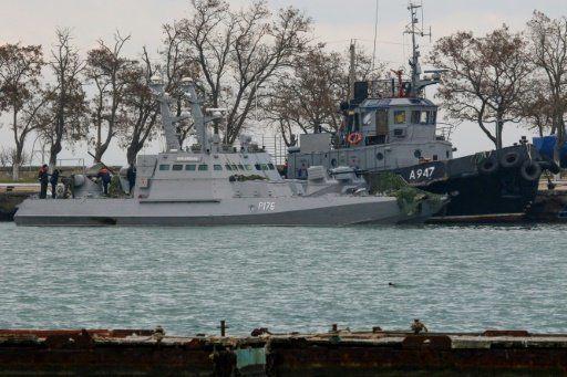 Ουκρανία: Η Ρωσία απέκλεισε λιμάνια στην Αζοφική