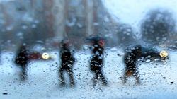 Sturmböen und Blitzeis, dann Regen – so gefährlich wird es auf den