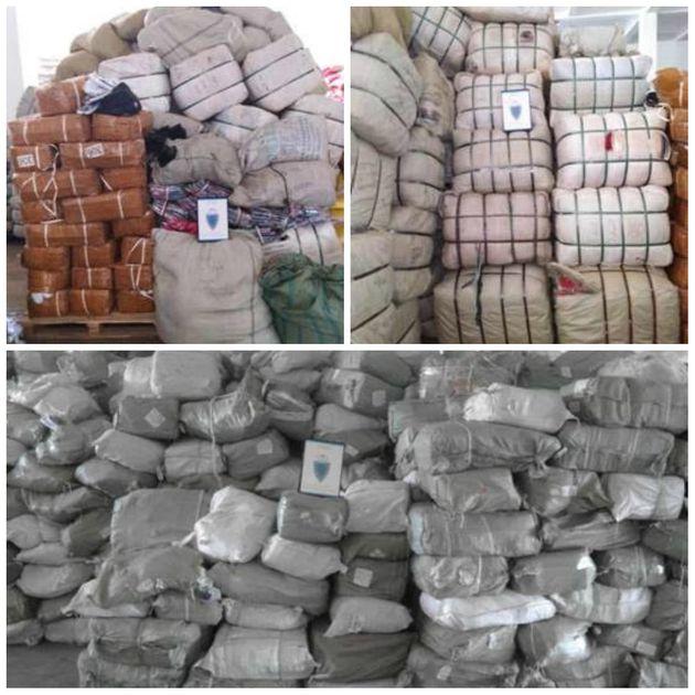 La douane de Casablanca réalise une saisie de biens de contrebande d'une valeur supérieure à 4 millions...