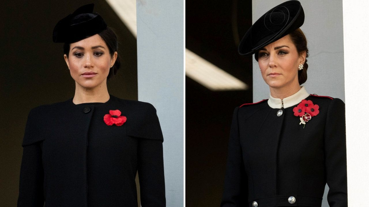 Royal-Expertin packt aus: Kate sah Meghan als Konkurrenz – und fühlte sich