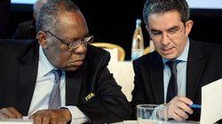 CAF: Condamnés à une lourde amende en Egypte, Hayatou et El Amrani vont faire