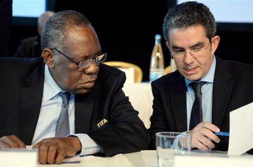 CAF: Condamnés à une lourde amende en Égypte, Hayatou et El Amrani vont faire