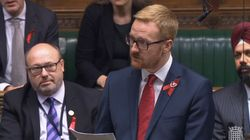 Labour MP Announces He Is HIV Positive In The House Of