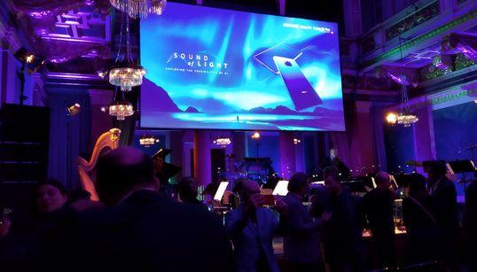Sound of Light: Το Βόρειο Σέλας σε μια μουσική συμφωνία Τεχνητής Νοημοσύνης, με «όργανο» το Huawei Mate 20