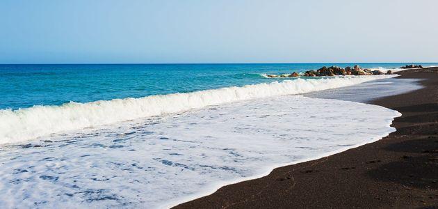 Μαύρη Άμμος, Σαντορίνη