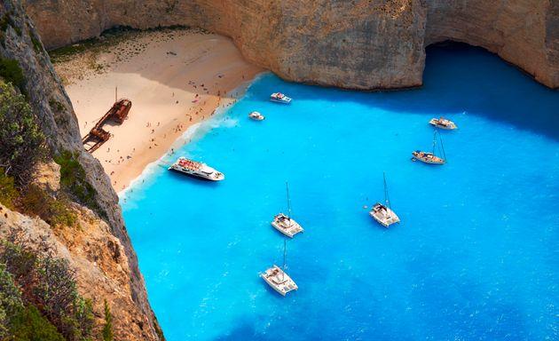 Οι καλύτερες παραλίες της Ευρώπης και του Κόσμου για το 2018 – Έξι ελληνικές ανάμεσά