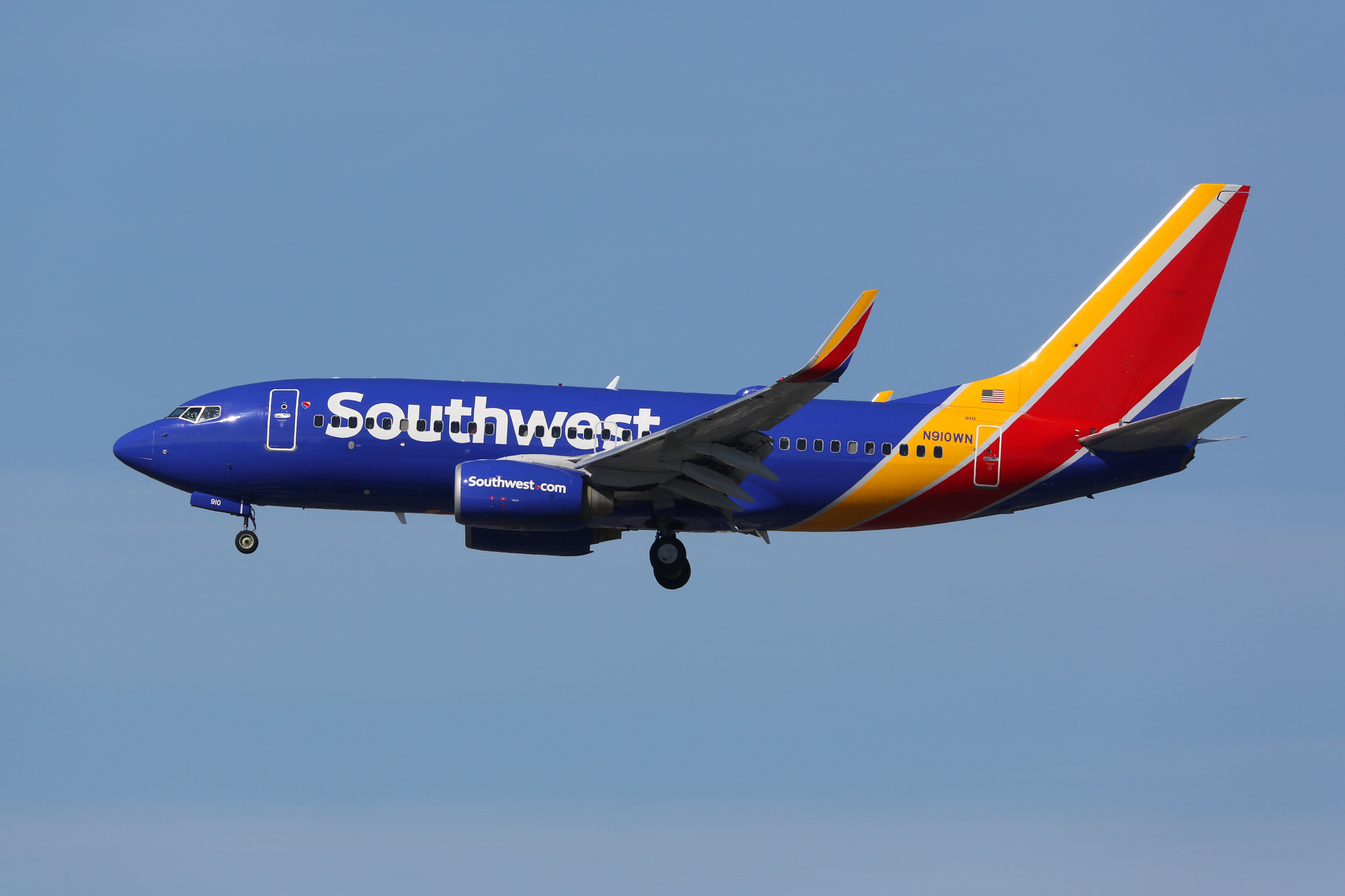 Southwest Apologizes To Girl Named Abcde After Gate Agent Made Fun