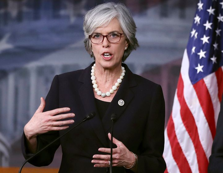 Rep. Katherine Clark (D-Mass.), a member of the Congressional Progressive Caucus, defeated a more moderate colleague in a rac