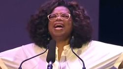 Oprah Pays Tribute To Nelson