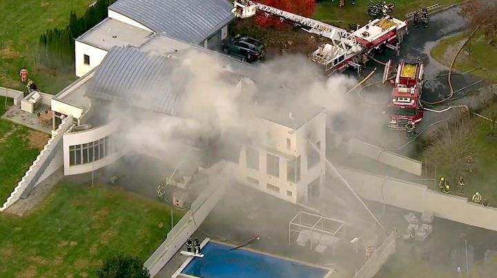 New Jersey Man Charged With Murdering Brother, Family Members In Mansion Fire