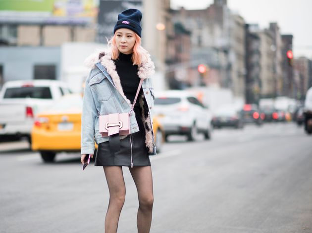 Hats are a winter go-to, but they've been said to be damaging to