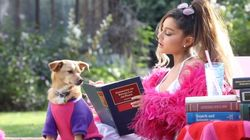 Ariana Grande Drops Behind-The-Scenes Supercut For 'Thank U, Next' Music