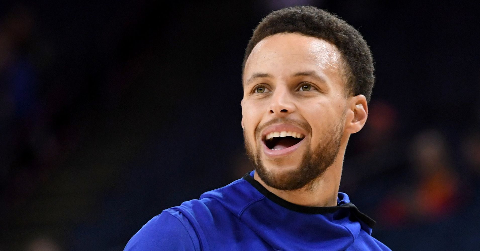 7cdec163b153 Steph Curry Responded To A Little Girl Who Asked Why His Shoes Don t Come  In Girls  Sizes