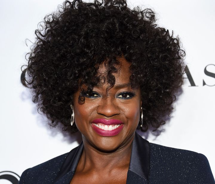 Viola Davis, seen here at Glamour's Women of the Year Awards and Summit in November, is set to play Shirley Chishol