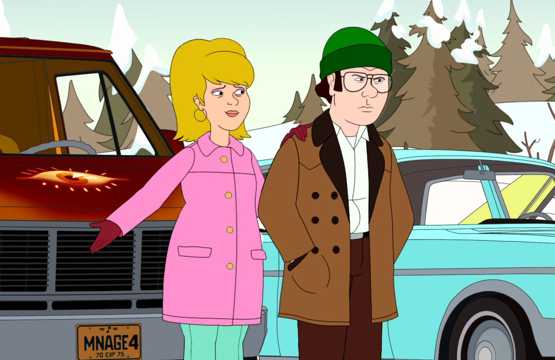 """""""F is for Family"""" on Netflix"""