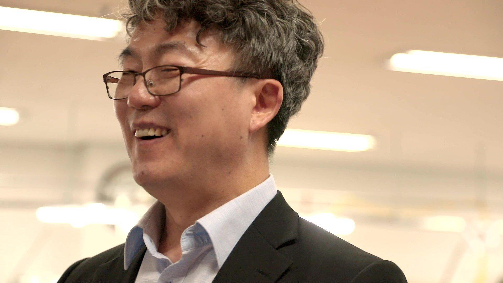 사회적협동조합 아지오의 유석영 대표