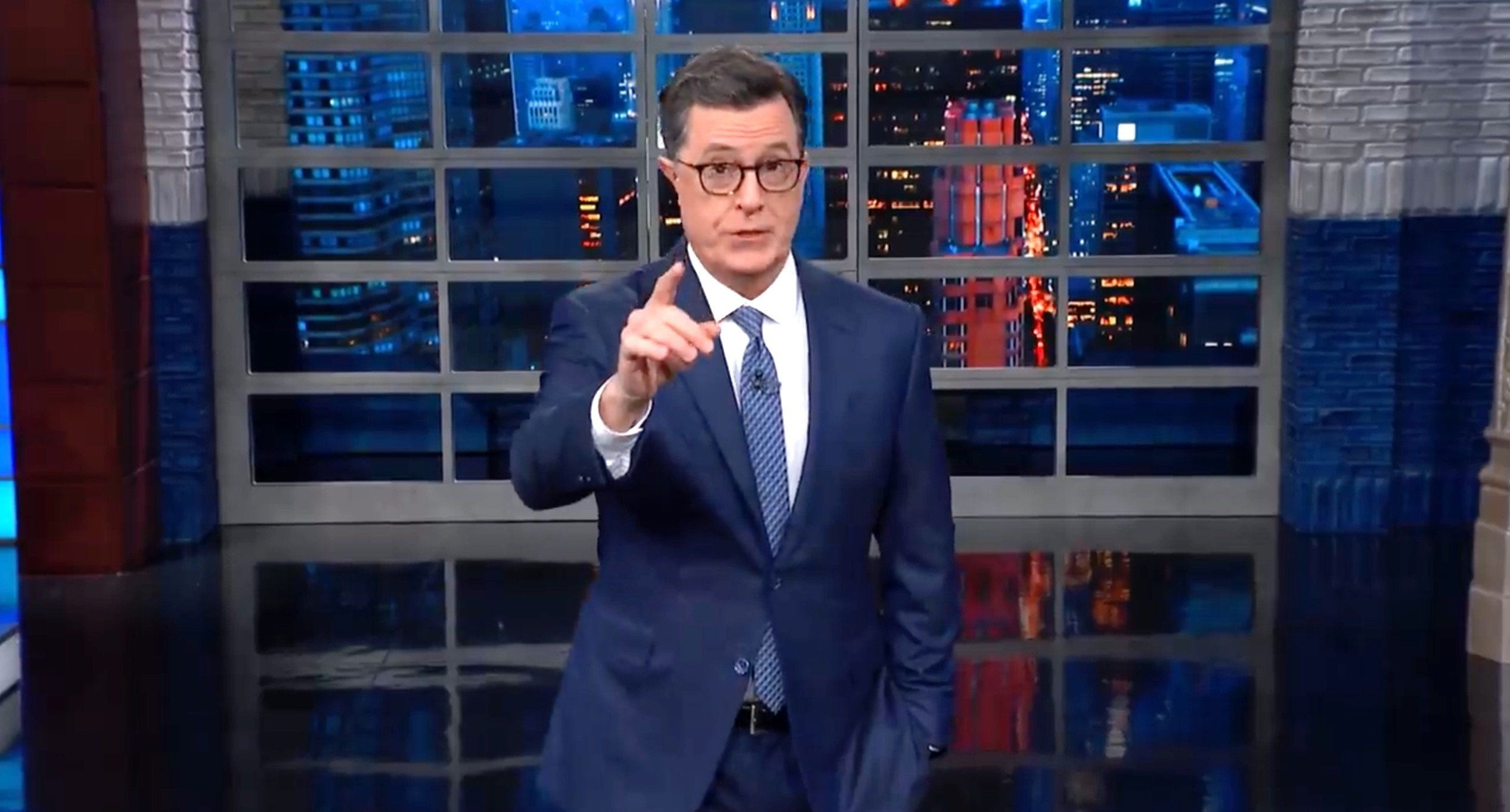 Colbert Reveals What Trump Really Has Planned For Paul