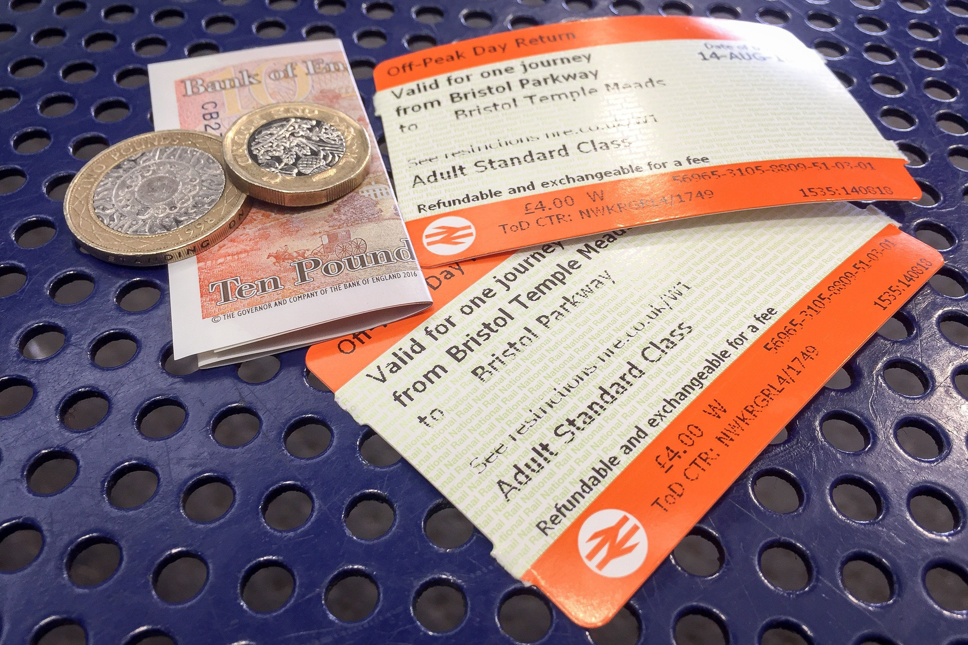 Passengers Set For 3.1% Rail Fare Hike In New