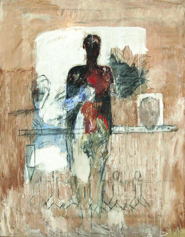 Le Mucem de Marseille consacre une exposition au peintre marocain Mohammed
