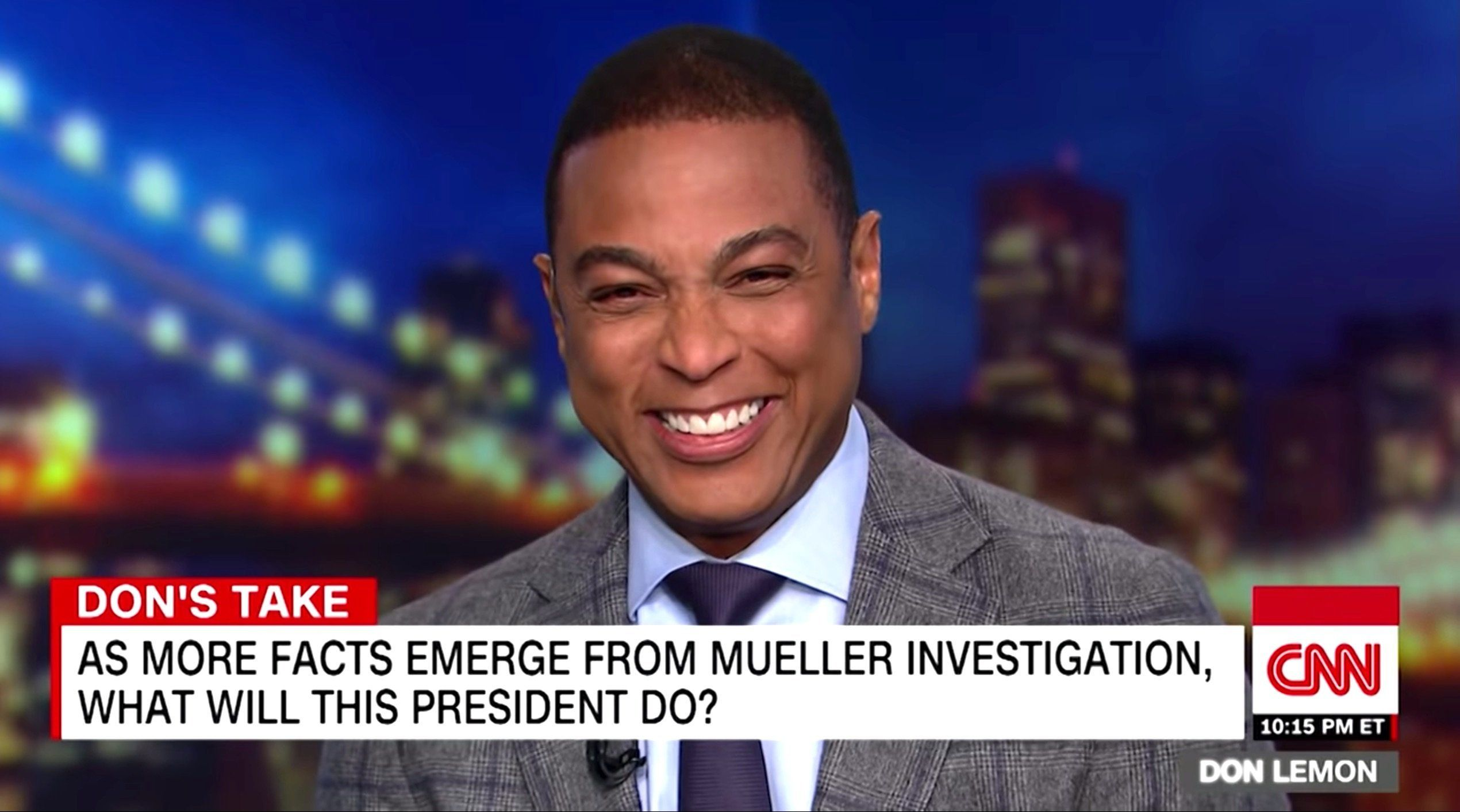 Don Lemon Can't Stop Laughing As Old Paul Manafort Clip Comes Back To Haunt Trump