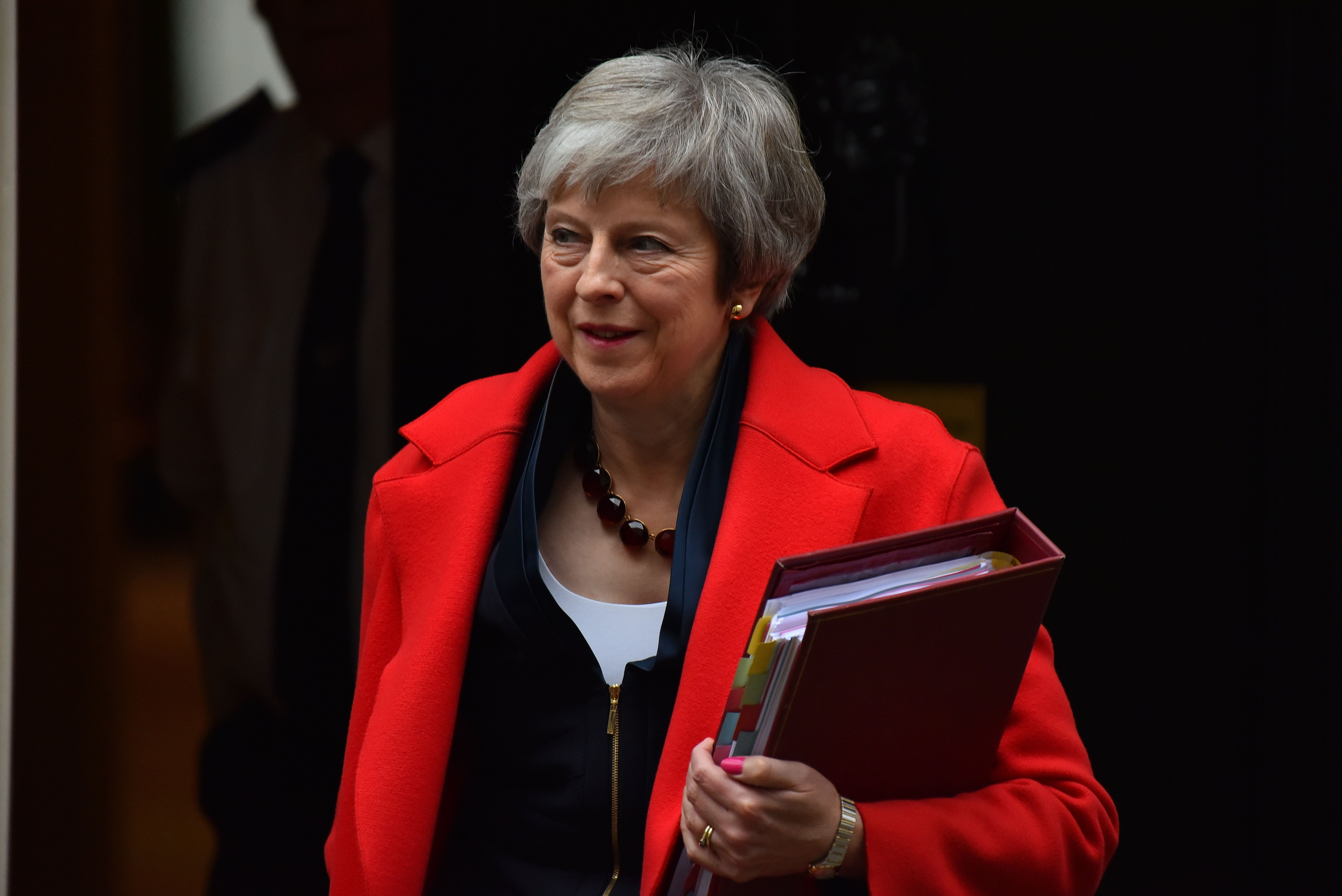 Theresa May Asks MPs To Vote In 'National Interest' As She Defends Her Brexit Deal As Best For
