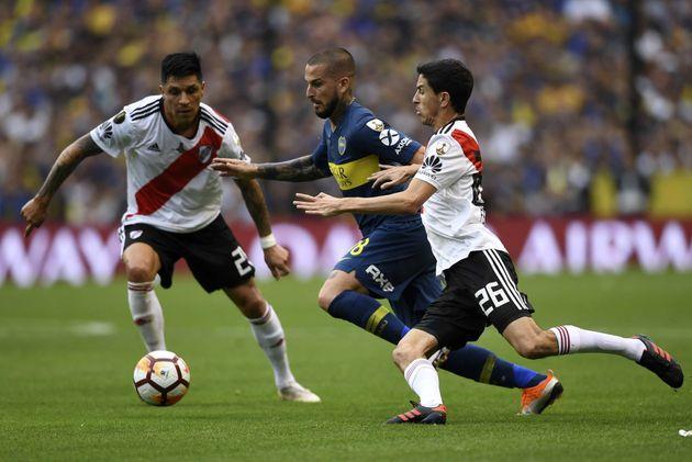 La finale de la Copa Libertadores River-Boca s'invite au