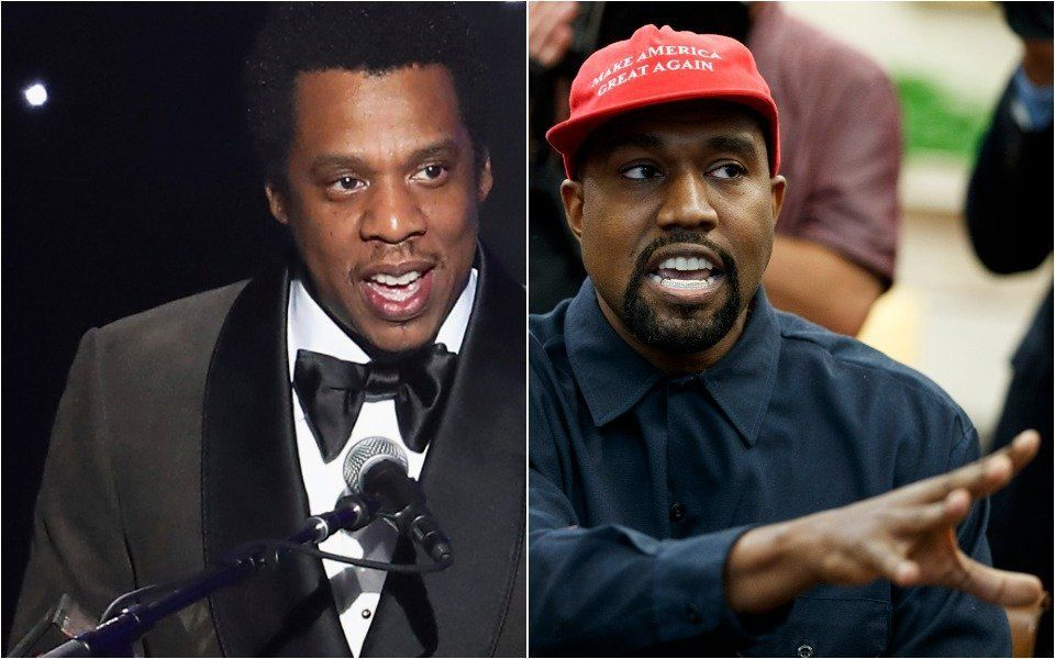 Jay-Z Addresses Kanye West's Love For Donald Trump On New Meek Mill