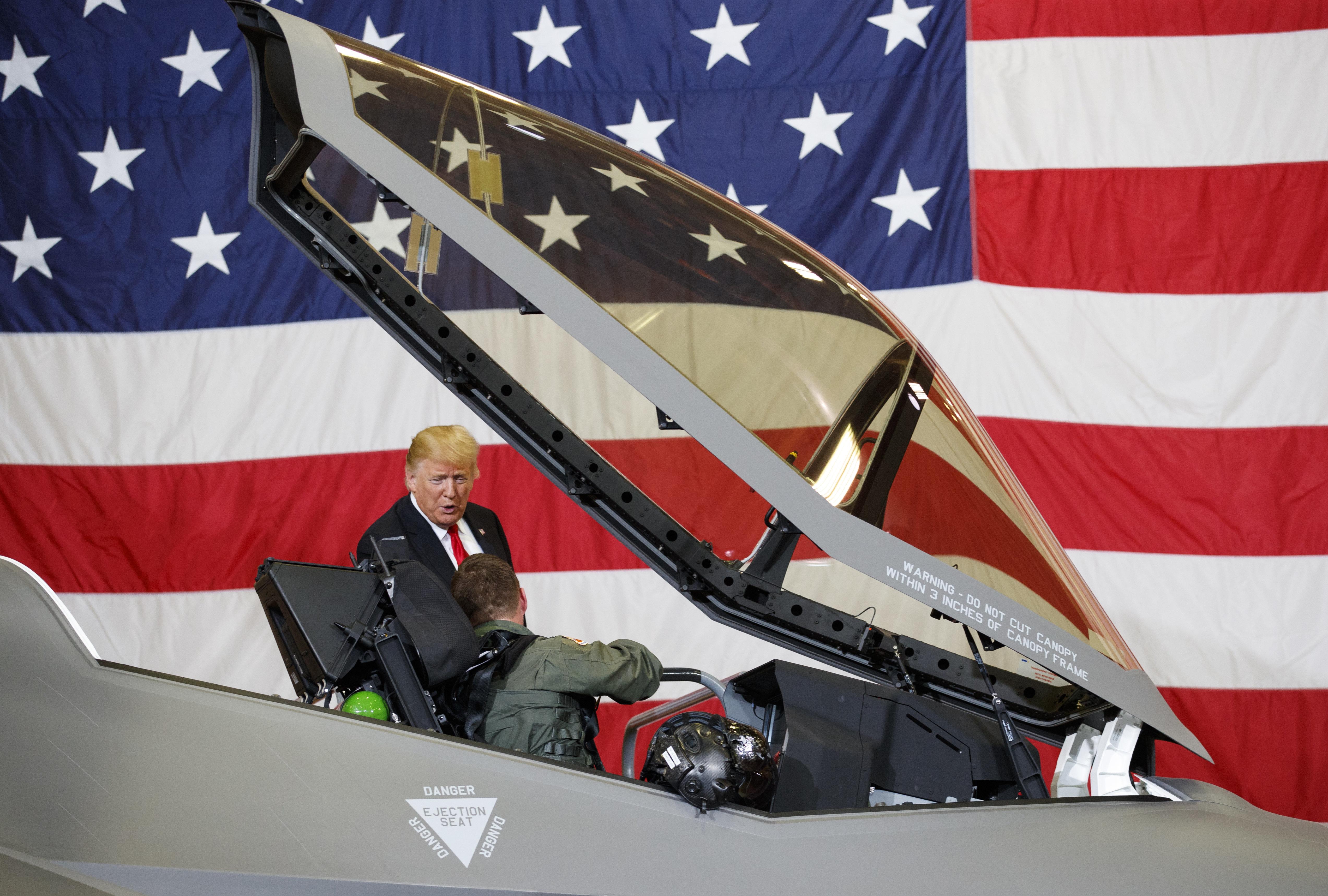 Αποφασίστε εάν θέλετε F-35 η S-400, λένε οι ΗΠΑ στην