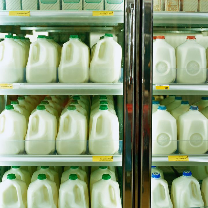 Milk has been promoted by the U.S. government and the American dairy industry as a key part of a healthy diet.