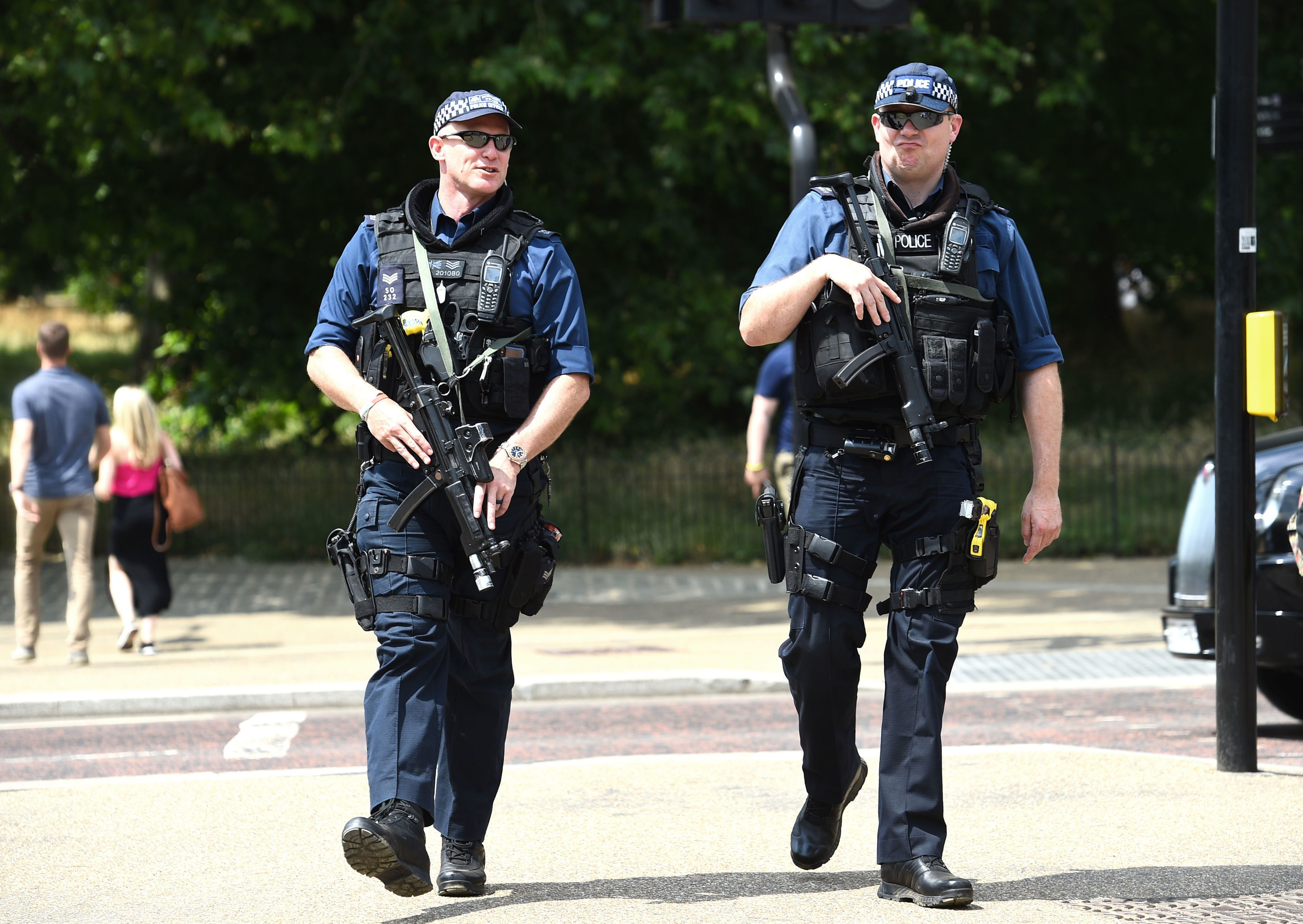 Is The Met Police Really Going To Introduce Armed