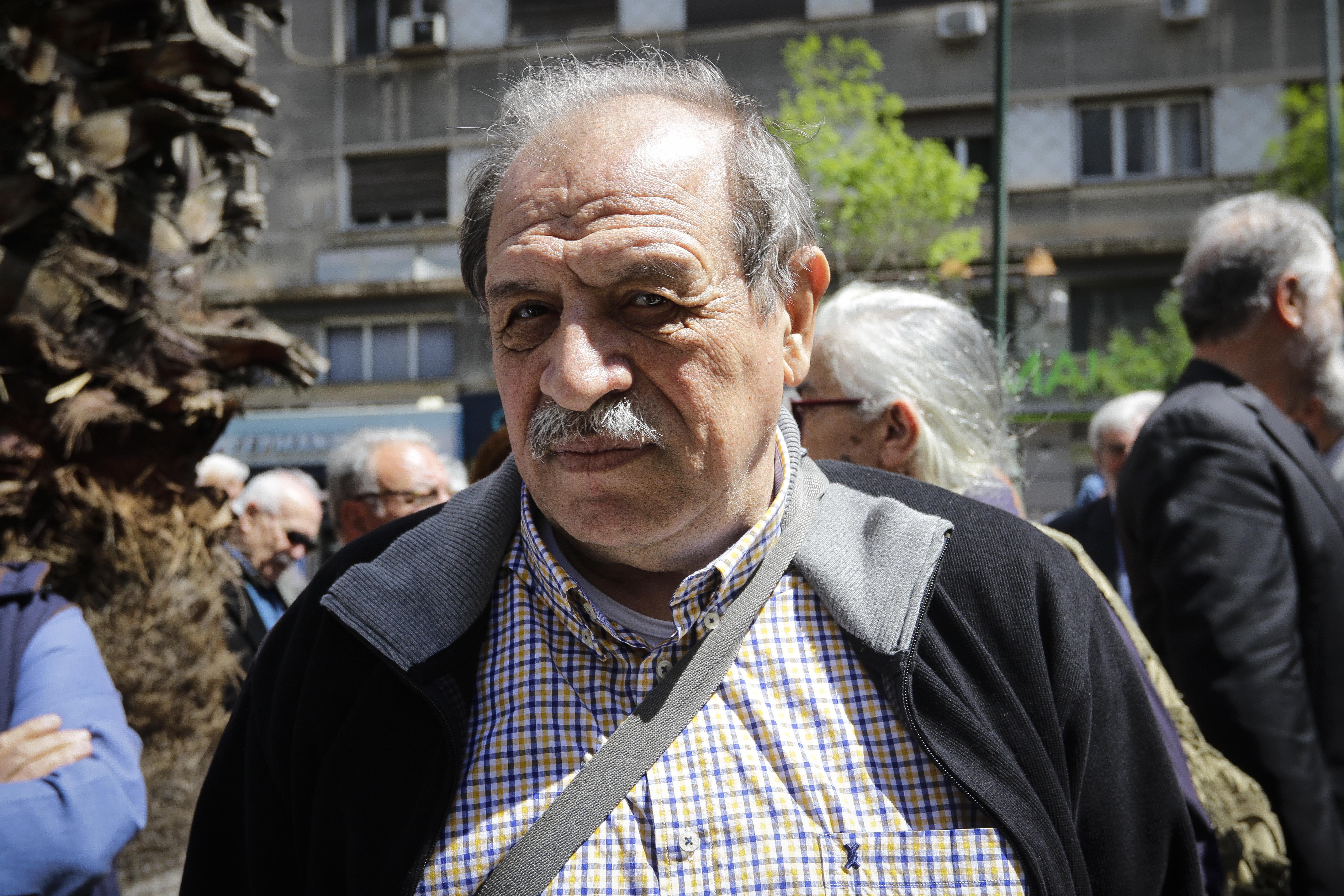 Διέρρηξαν το σπίτι του Στέλιου Παππά -«Στοχευμένη παρέμβαση» καταγγέλλει ο πρόεδρος του