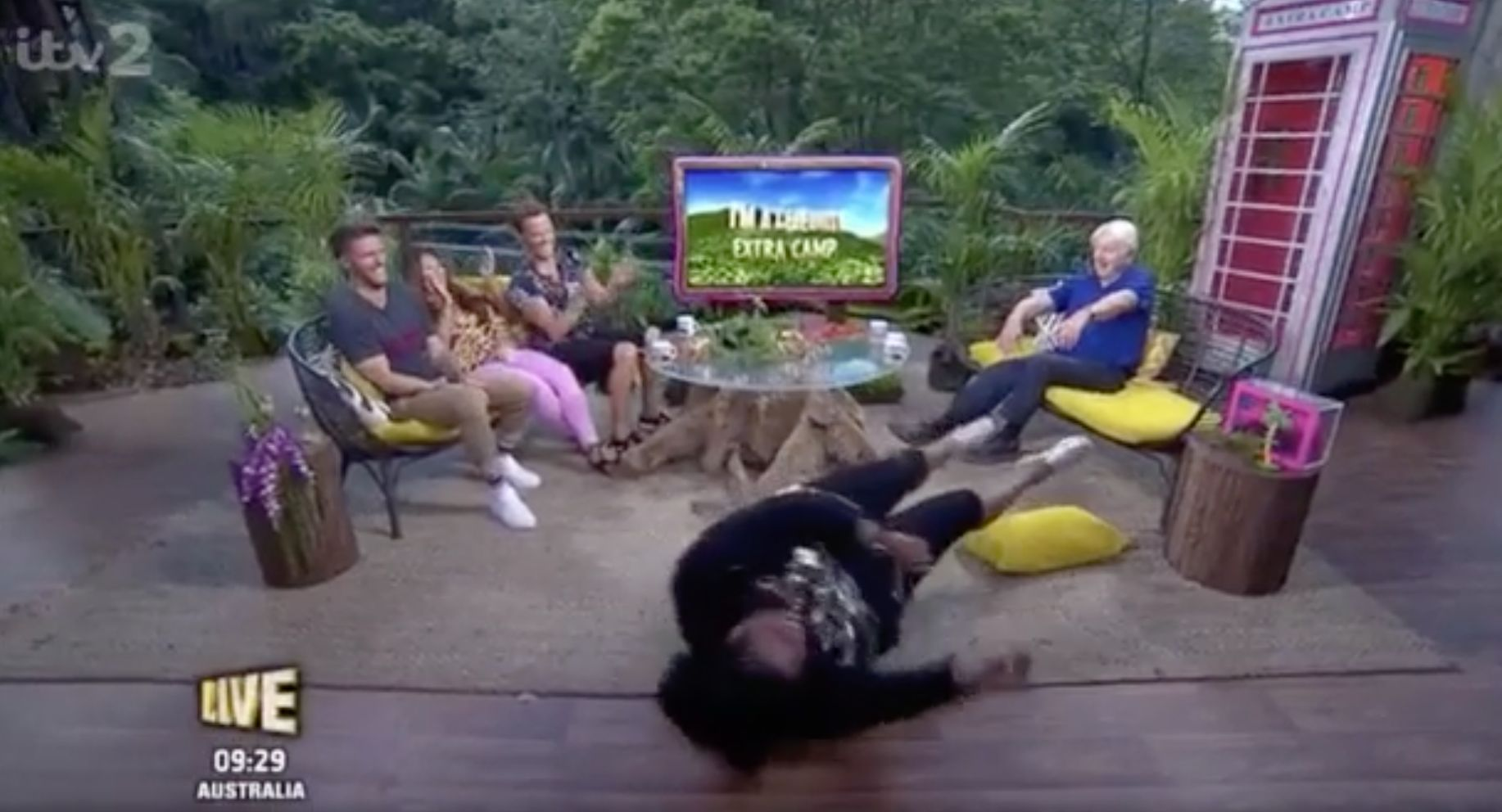 Alison Hammond's Appearance On 'I'm A Celebrity: Extra Camp' Was Suitably