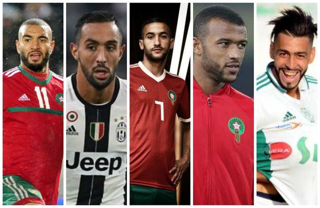 CAF Awards 2018: Les Marocains en force parmi les