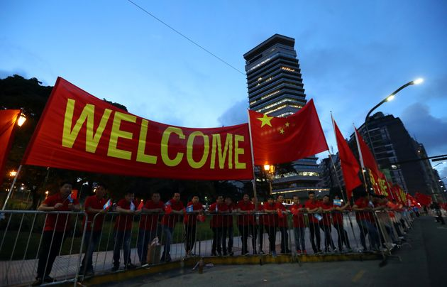 Oι G20 στο Μπουένος Άιρες: Φλερτ, χλιδή και