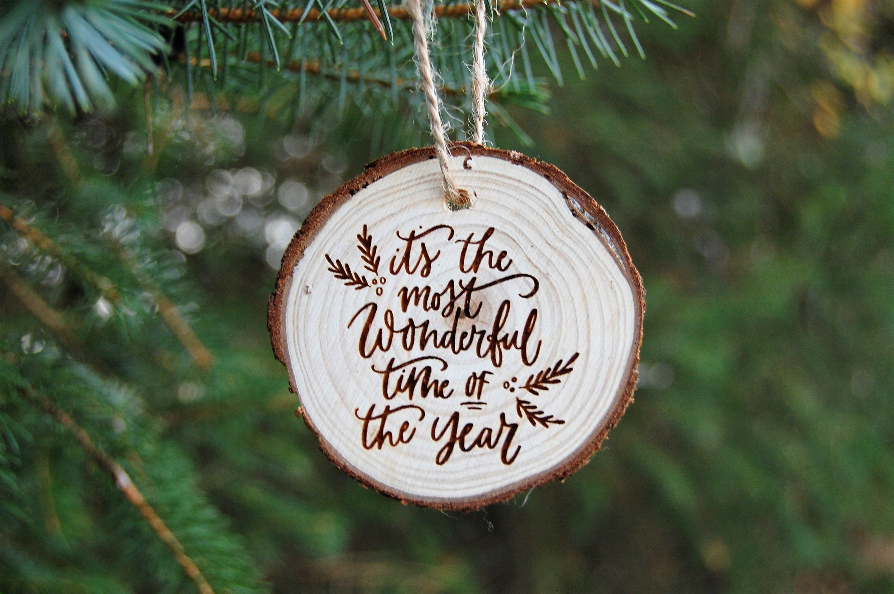 Our Pick Of The Best Eco-Friendly Christmas Tree Decorations Made From Wool, Paper And