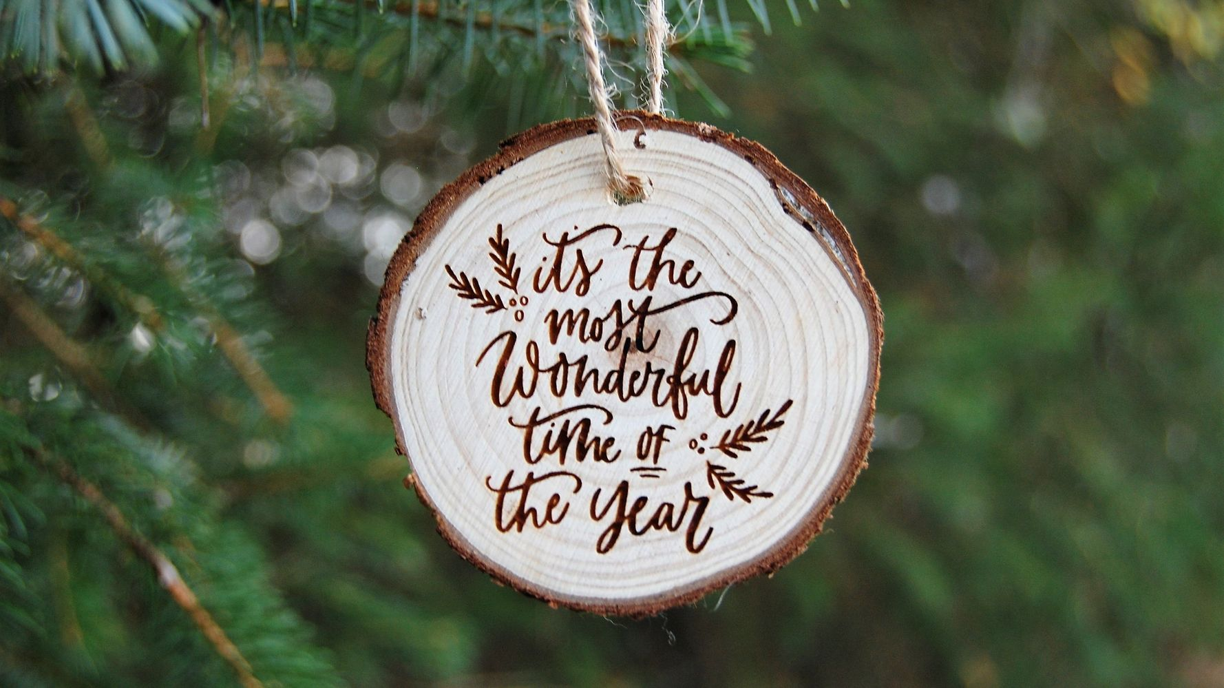 The Best Eco-Friendly Christmas Tree Decorations Made From ...