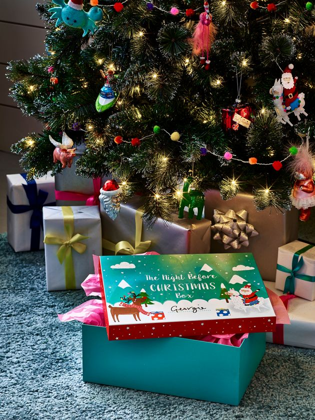 Christmas Eve Box Ideas: How To Make One For Cheap | HuffPost UK