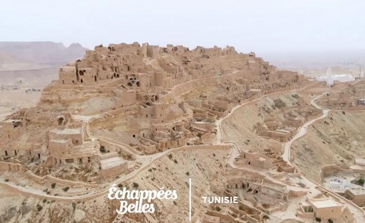 La Tunisie dans l'émission
