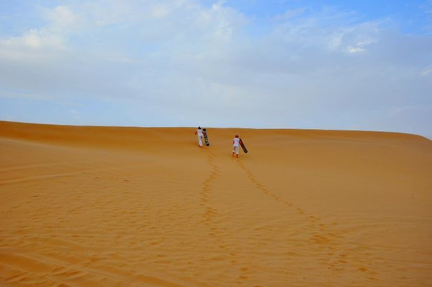 6 Things To Do On A Trip To Abu Dhabi With The
