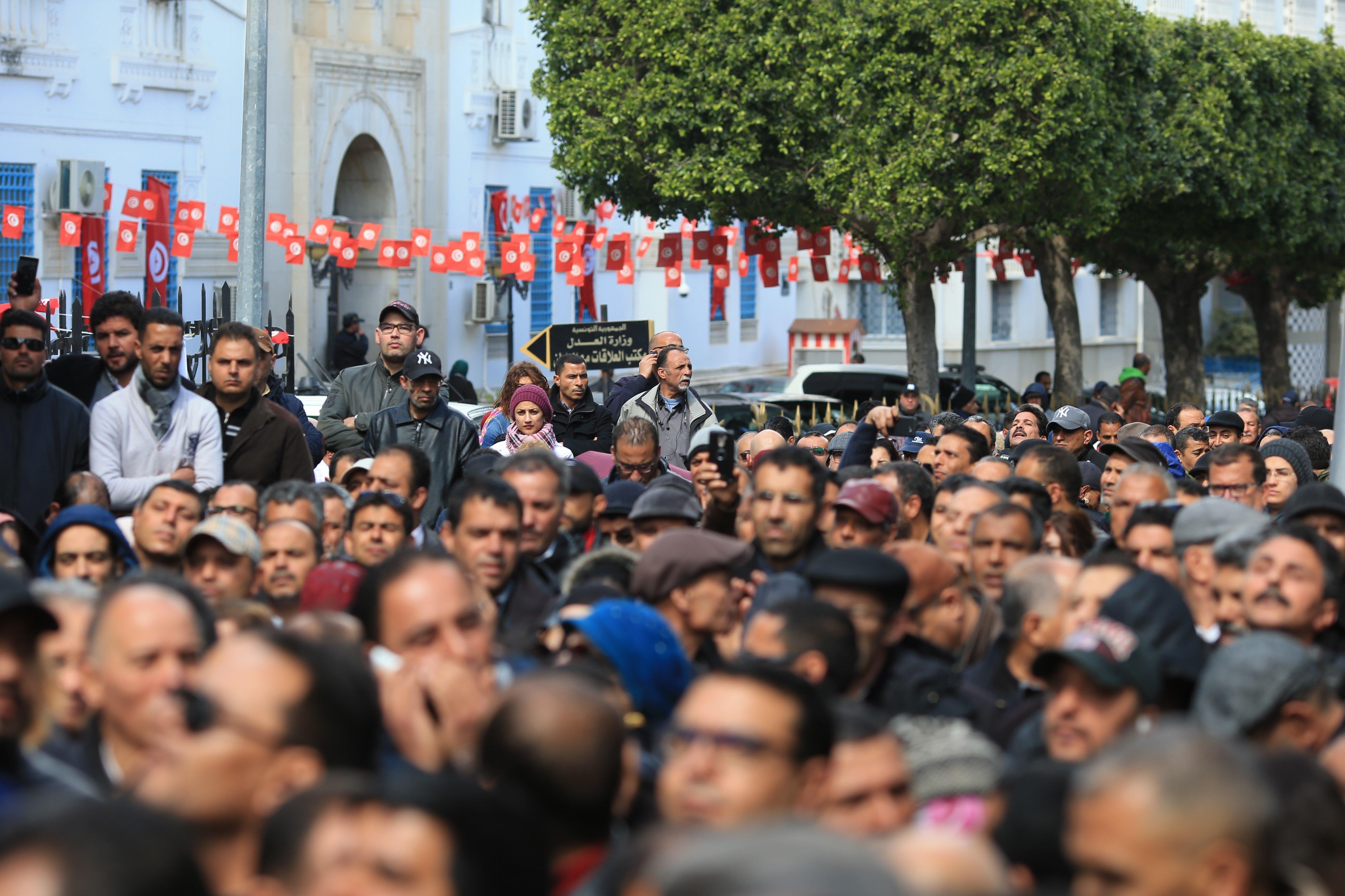 Selon Noureddine Taboubi, la seule solution au boycott des examens est d'approuver les propositions des