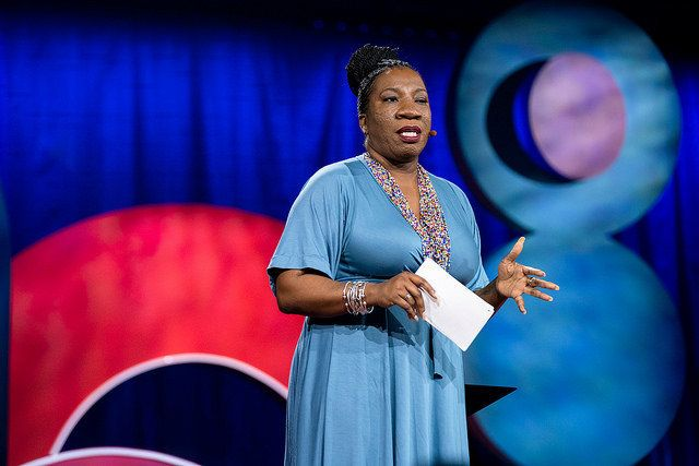 Tarana Burke talks Me Too at TED
