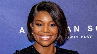 NEW YORK, NEW YORK - NOVEMBER 04: Gabrielle Union attends 'American Son' opening night at Booth Theatre on November 04, 2018 in New York City. (Photo by Roy Rochlin/Getty Images)