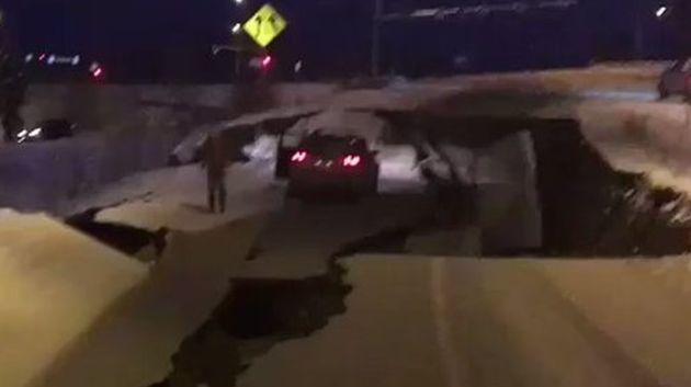 Ισχυρός σεισμός 7 Ρίχτερ στην