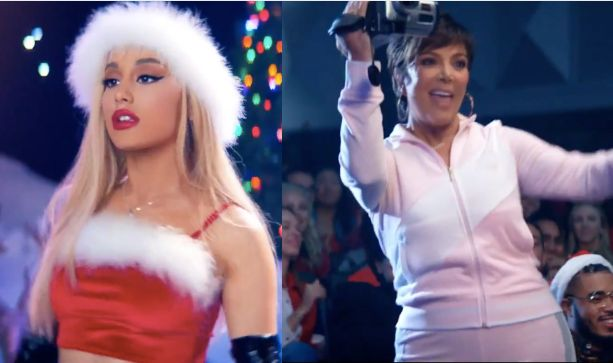 Ariana Grande's 'Thank U, Next' Music Video Is Here With Kris Jenner As Cool